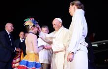 Rosario regalado a niña será enmarcado y ubicado en sede de la Banda de Baranoa