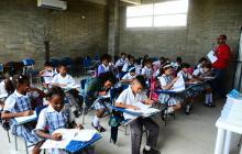 Estudiantes de 3°, 5° y 9° presentan hoy pruebas saber