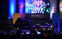 Vibrante concierto de apertura de la fiesta del jazz