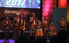 Barranquijazz cautiva al público en su segundo día de conciertos