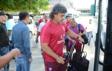 Cerro llegó a Barranquilla con la mentalidad de jugarse una final ante Junior