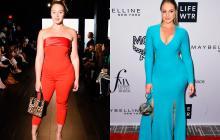 La moda en curva ascendente: cuanto más grande más bonito