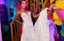 Valeria Rocha, reina del Carnaval de la 44, 2017.