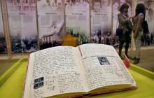 Diario original de Ana Frank.
