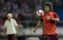 """""""Junior tuvo la contundencia que nos faltó a nosotros"""": Leonel Álvarez"""