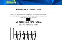 Lluvia de quejas en venta de boletas de Colombia-Paraguay