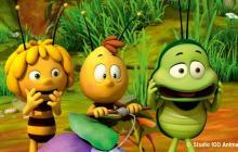 Netflix retira episodio de 'La abeja Maya' por el dibujo de un pene en una escena