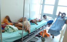 24 indígenas intoxicados con alimento en mal estado fueron atendidos en Riohacha