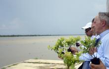 Iglesia católica invita a la Costa Caribe a cuidar el agua