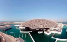 ¿Cómo proteger del sol el nuevo museo del Louvre en Abu Dhabi?