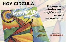 Hoy circula Proyecto Caribe