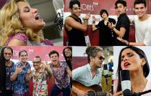 Revive las #SesionesEH de los artistas nominados al Grammy Latino 2017