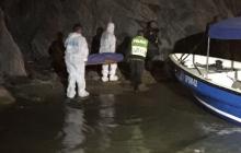 Guardacostas hallan ahogado a joven sin identificar en la bahía de Santa Marta