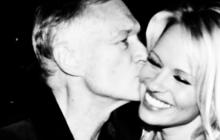 El conmovedor video de Pamela Anderson despidiéndose del fundador de Playboy