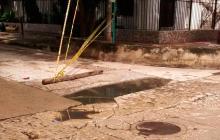 Lupa al hueco   Daños en las vías registrados por los barranquilleros