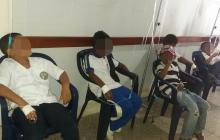 Siete niños intoxicados con marihuana en Manaure