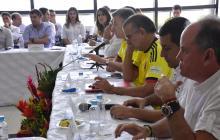 """Presidente Santos """"abre la puerta"""" a la RAP Caribe"""