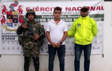 Capturan a alias Pinochito, cabecilla de 'los Pachenca'
