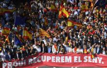 """""""Independentistas catalanes no destruirán la democracia"""": Vargas Llosa"""