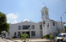 Ladrones se metieron por tercera vez en la iglesia de Almirante Colón