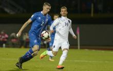 Islandia clasifica por primera vez a un Mundial de Fútbol