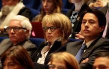 Cecilia Álvarez y Gina Parody acuden a interrogatorio por caso Odebrecht