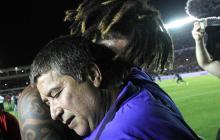 Los colombianos se salieron con la suya en Concacaf