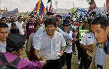 Deseo de reelección de Evo Morales desata manifestaciones en Bolivia