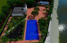 Gobernación ampliará cuatro plazas y construirá un estadio