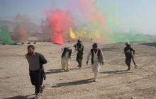 Dos ataques simultáneos dejan 71 muertos en Afganistán