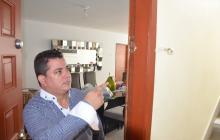 Delincuentes roban en apartamento del barrio El Golf