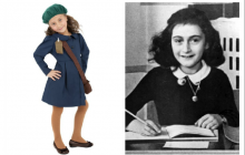 Disfraz de Ana Frank genera rechazo en EEUU