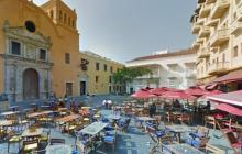 Comercio en Cartagena sintió estragos del paro de pilotos en la Semana de Receso