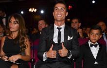 Cristiano Ronaldo fue elegido este lunes como el mejor jugador de 2017.