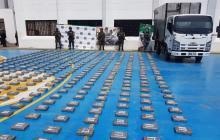 Incautan 498 kilos de cocaína en La Guajira