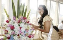 Esta es Flor De la Vega, la guajira que será Señora Colombia en el Pacific World