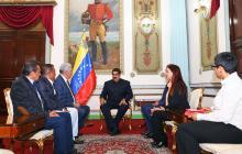 Maduro nombra nuevos ministros de Economía y presidente del Banco Central