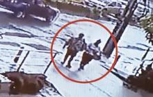 En video queda registrado robo con escopolamina a adulta mayor