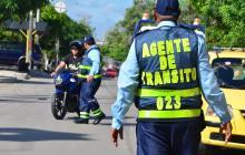 Cien motocicletas fueron inmovilizadas en el día sin moto en Soledad