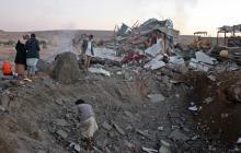 Ataque aéreo deja más de 20 muertos en Yemen