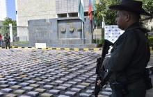 Incautan en Cartagena 1,6 toneladas de cocaína