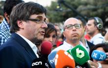 Emiten orden de captura en toda Europa contra Carles Puigdemont