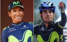 Quintana y Landa niegan malas relaciones e irían juntos por el Tour