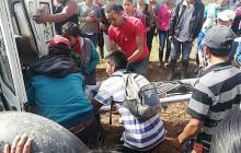 'Minga Indígena' mantiene bloqueo en la vía Panamericana