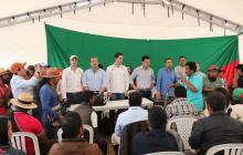Gobierno e indígenas volvieron a la mesa de negociación en Cauca