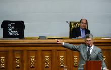 Rechazan juicio a diputado venezolano