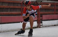 Sebastián Suárez pide pista en el patinaje