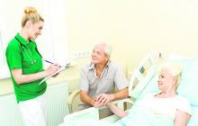 Cuidados paliativos: una ventaja para el paciente y su familia