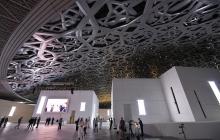 Abrió sus puertas el Louvre de Abu Dabi