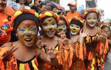 Arrancó el fin de semana más festivo de Cartagena